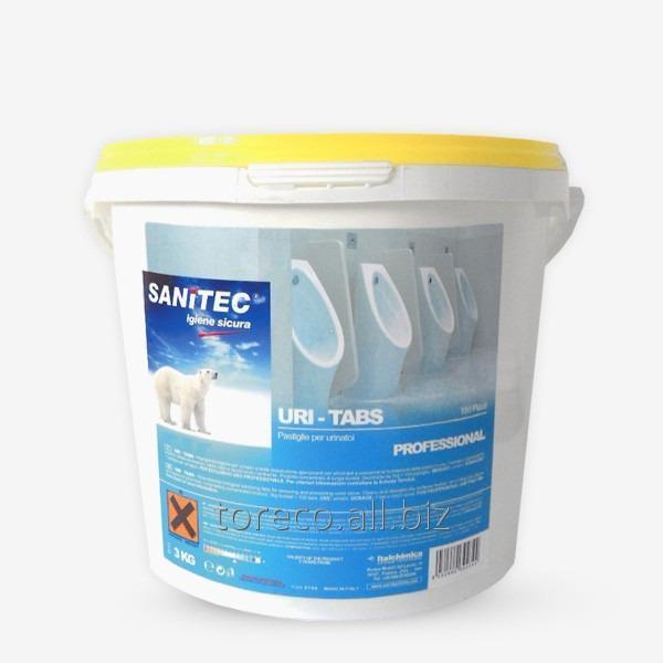 Купить Средство Uri - Tabs, 3 kg Код: 2150