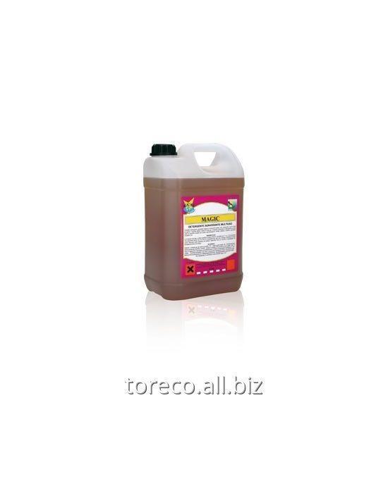 Купить Многоцелевое обезжиривающее низко пенное моющее средство без отдушки Magic Код: PR-020/5