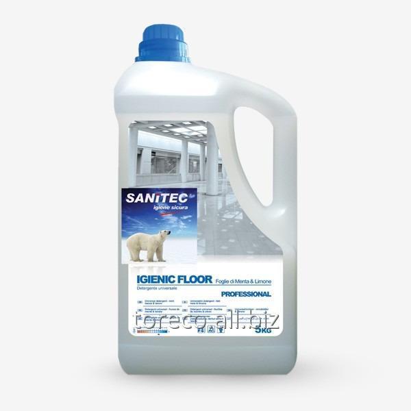 Купить Средство Igienic Floor, 5 kg Код: 1410