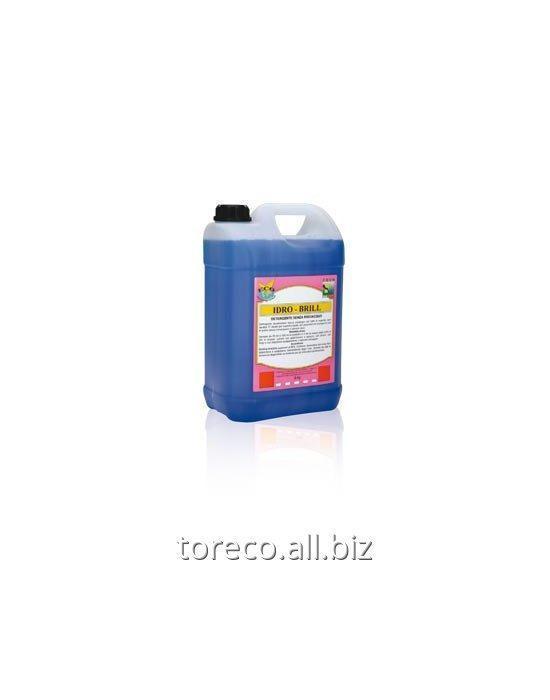 Купить Парфюмированное моющее средство на водно-спиртовой основе, не требующее смывания Idro - Brill Mela, 5 kg Код: PR-042M/5