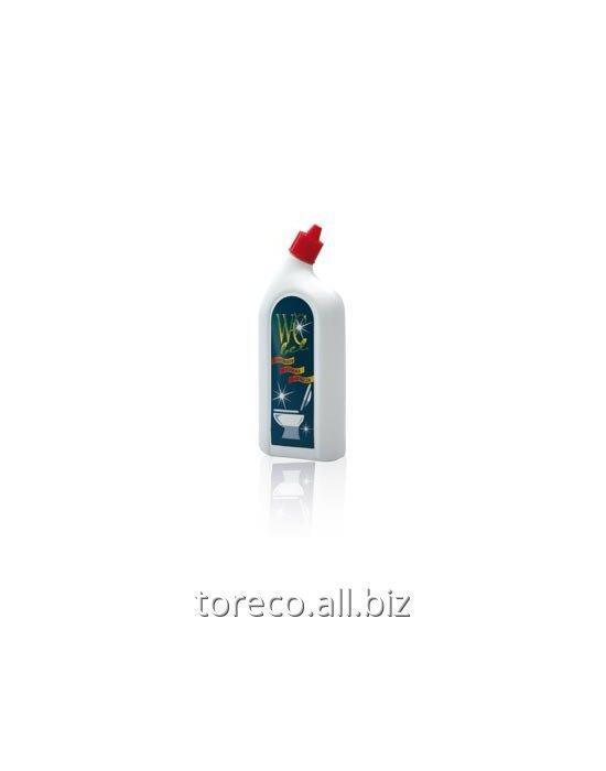 Купить Густое моющее средство на кислотной основе для удаления минеральных отложений WC-BEL Код: ECO-032/CF