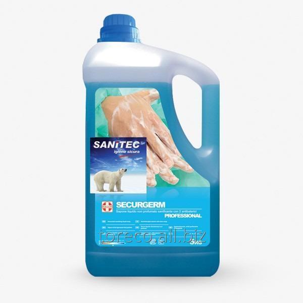 Купить Жидкое мыло Securgerm, 5 kg Код: 1031