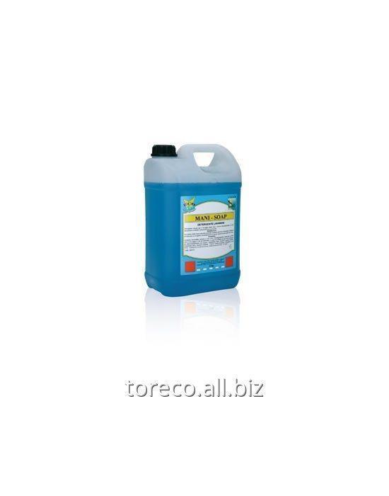 Купить Ароматизированное моющее средство для частого мытья рук Mani-soap Код: ECO-017/5