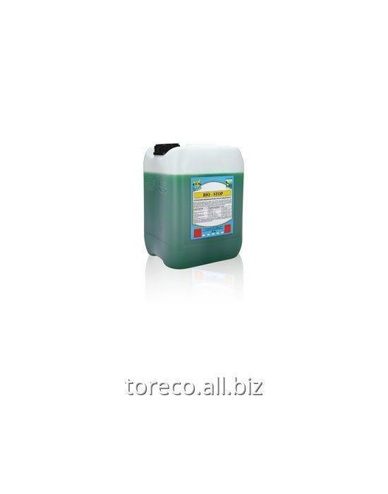 Купить Концентрированный, жидкий биологический активатор Bio - Stop 10кг. Код: PR-152/10
