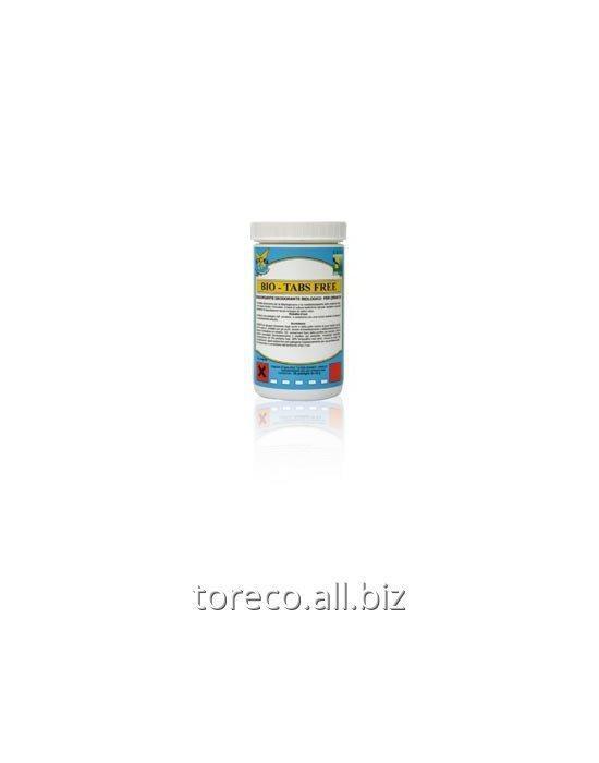Купить Биологические таблетки для дезодорации в писсуарах Bio - Tabs Free 25шт. Код: PR-154/CF