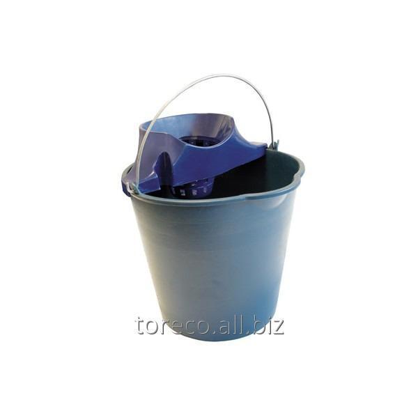 Купить Ведро с отжимом, Eco, 12л, Blue Код: 04806