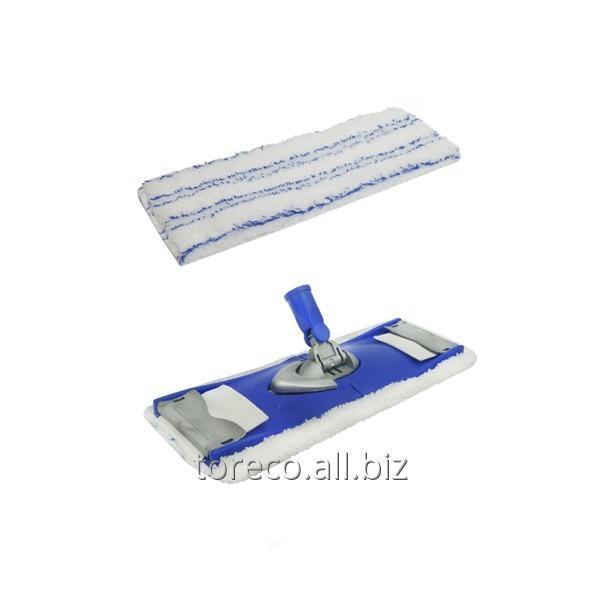 Купить МОП плоский микрофибра + рукоятка Код: 01365