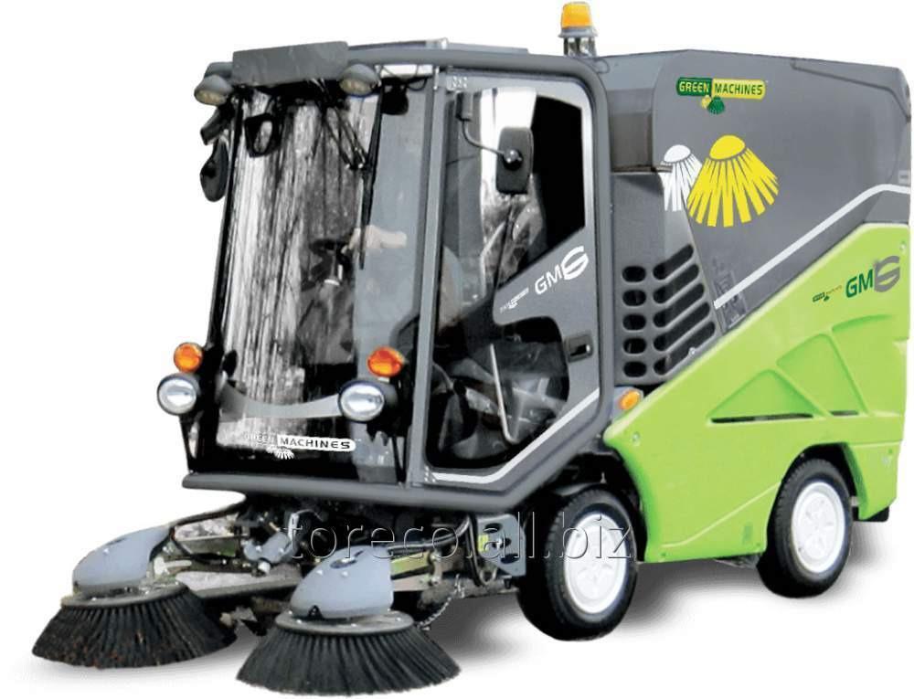 Купить Компактная вакуумная подметальная машина Tennant Green Machine GM6 Код: 00005