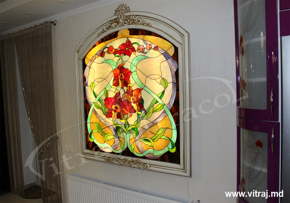 Купить Stained glass window