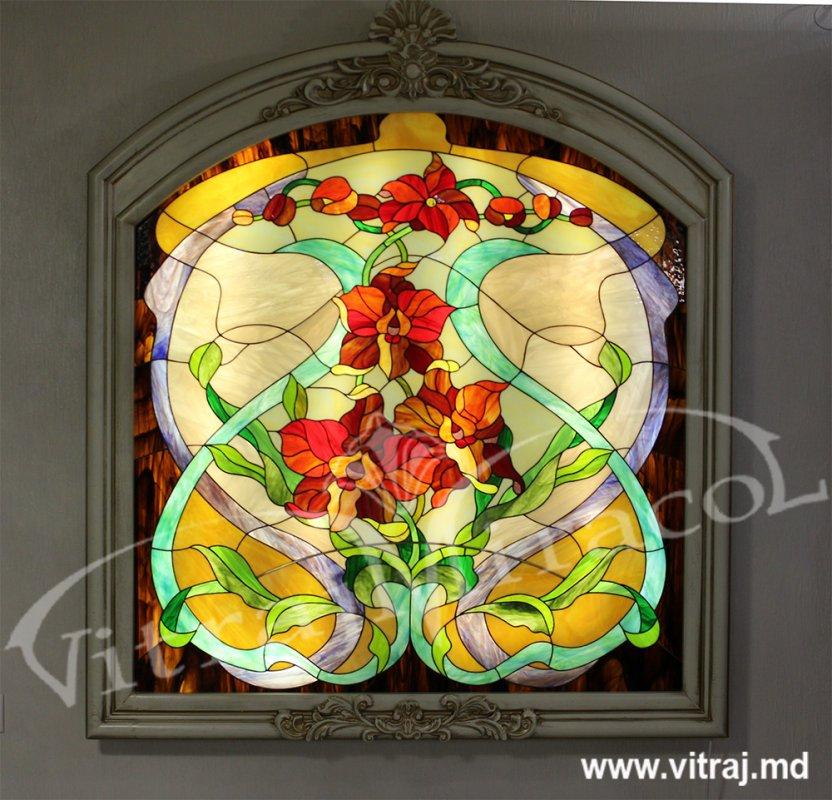 Купить Stained glass window