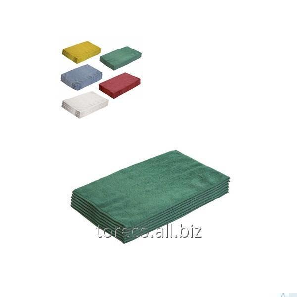 Купить Салфетка микрофибра Wonder, Green, 40x30 см Код: 00875.13