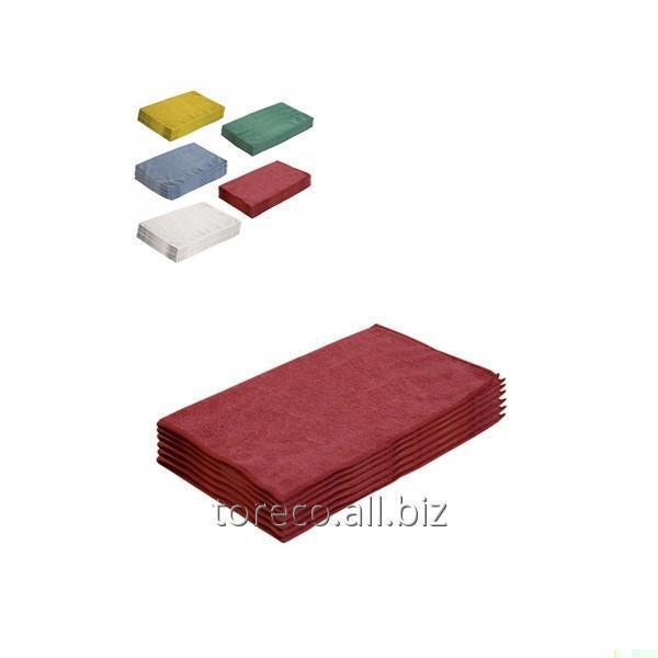 Купить Салфетка микрофибра Wonder, Red, 40x30 см Код: 00875.12