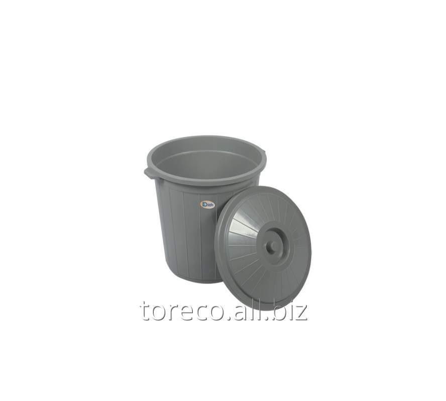 Купить Корзина пластиковая, 50L Код: CKB1150