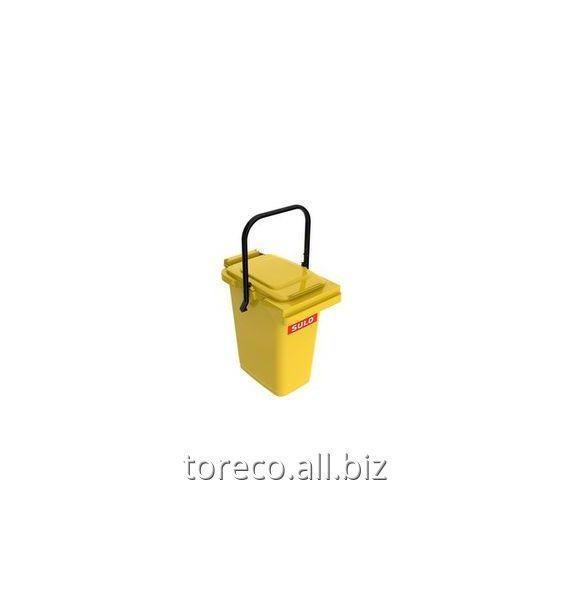Купить Контейнер Профи MB 25, Желтый Код: 1046043