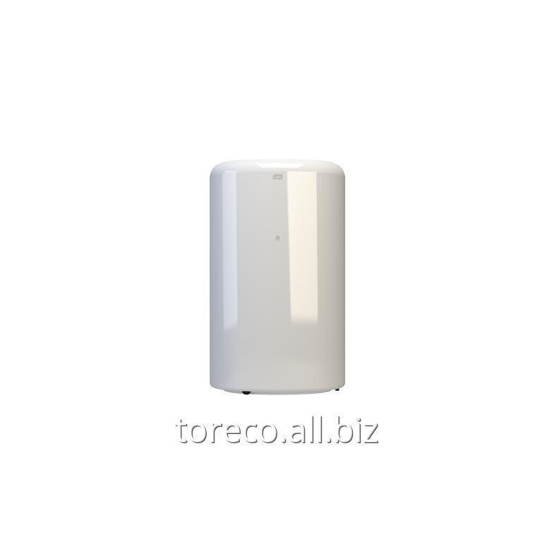 Купить Корзина для мусора Tork Elevation, B1, 50L, 629х389х289, Пластик, Белый Код: 563000