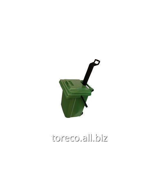 Купить Контейнер - чемодан Rollbox, 45L, Зелёный Код: 2010619