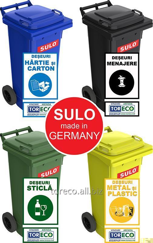 Контейнер для отдельного сбора мусора Код: 1052183