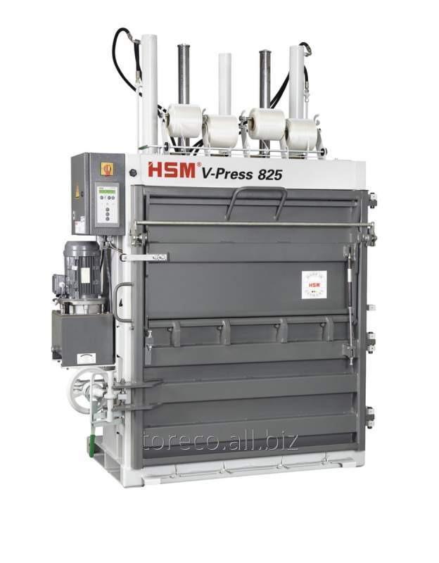 Купить Bертикальный пресс HSM V-Press 825 Код: HSM V825