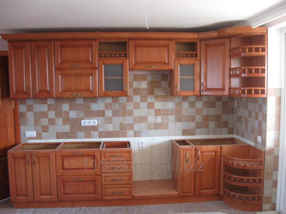 Купить Кухни деревяные
