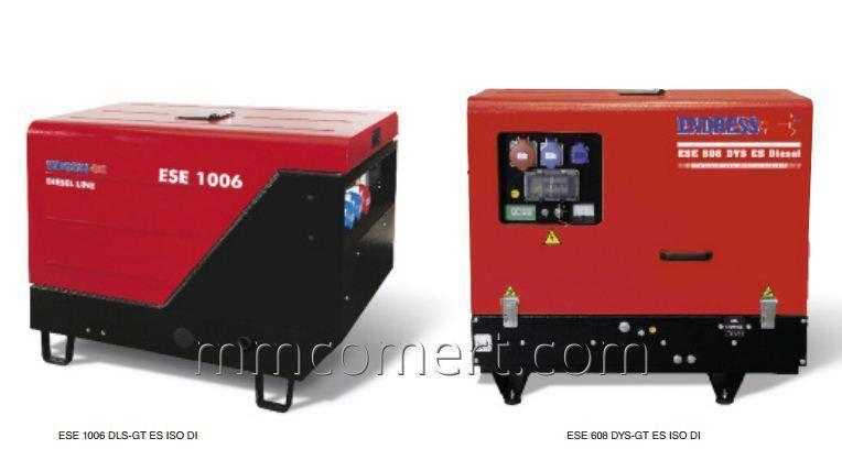 Купить Генератор ESE 1006 DLS-GT ES ISO DI