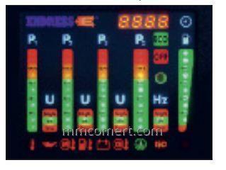 Купить Мультифункциональный дисплей управления E-MCS 4.0