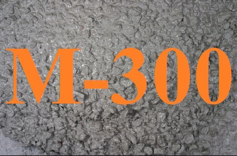 Купить Бетон M300 (Beton M300)