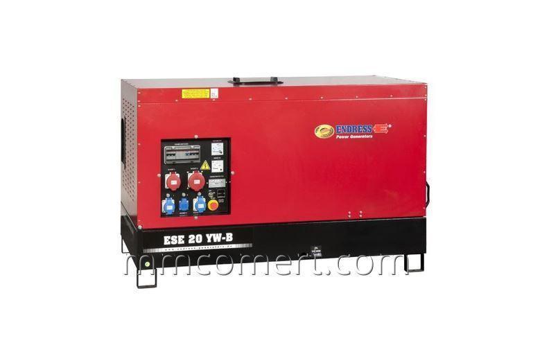 Купить Генератор дизельный generator diesel ESE 20 YW-B Endress