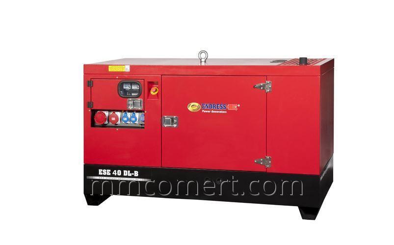 Купить Дизельные генераторы ESE 50 YW-B (3A) - Endress