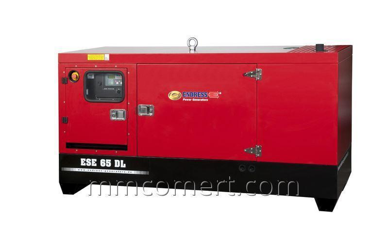 Купить Дизельный генератор -generator pe baza de diesel ESE 80 PW/AS