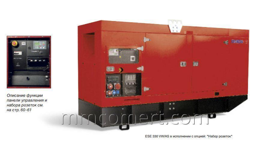 Купить Генератор для стройплощадок Power Line ESE 420 VW/AS