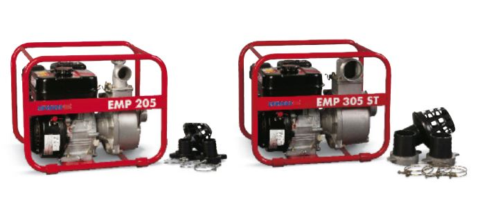 Купить Мотопомпа EMP 205 ST