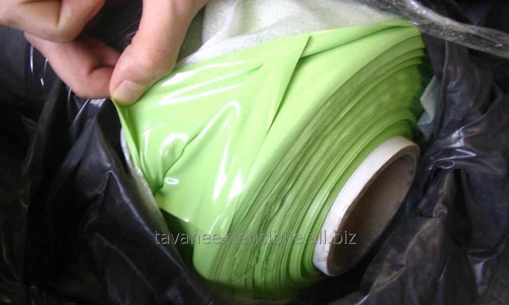 Купить Образец пвх пленки для натяжного потолка, поставляемой в рулоне