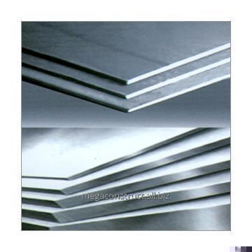 Buy Leaf metal Ø 2; 2.5x1.25m; 50.33 kg/m