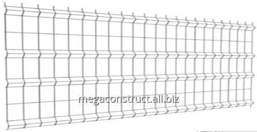 Купить Заборная система серия ЕСО L=2,5 м; 5,0 ОЦ; H=1,5 м