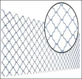 Купить Plasa sudata decorativa - Заборная система декоративная сварная панель 1.5 м; 2 м; 4,2 ОЦ