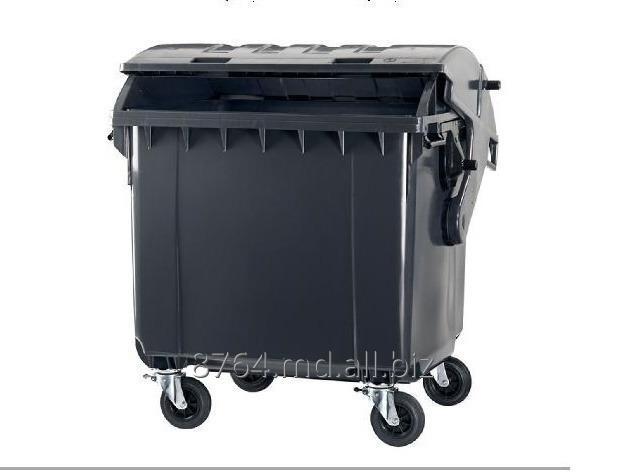 Buy Container pentru gunoi / the Garbage container of 1100 l in Moldova