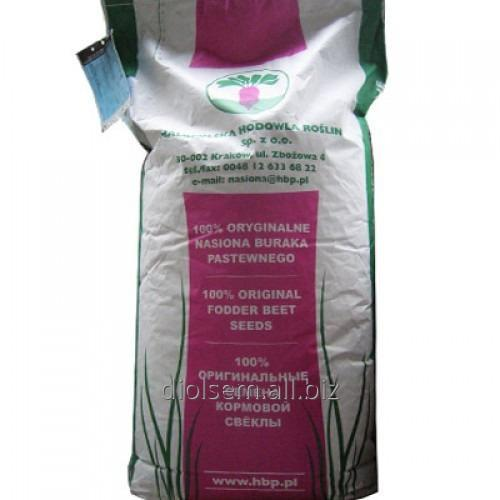 Семена свеклы кормовой Урсус Поли, мешок 20 кг