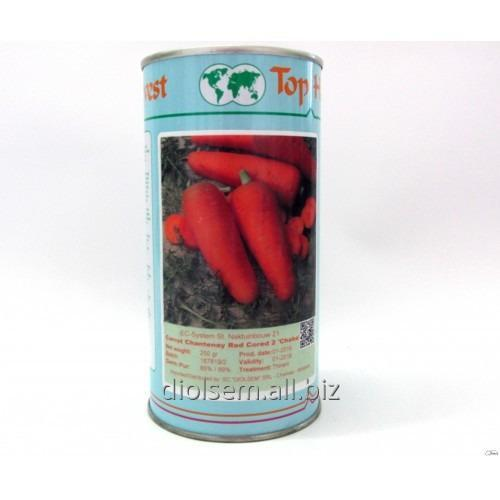 Семена моркови Santone Red Cored 250 гр.