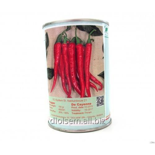 Семена перца De Cayenne 100 гр.