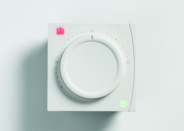 Купить Электронные комнатные термостаты DANFOSS RET 1000 B
