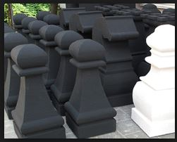 Buy Figures from a foam plastic
