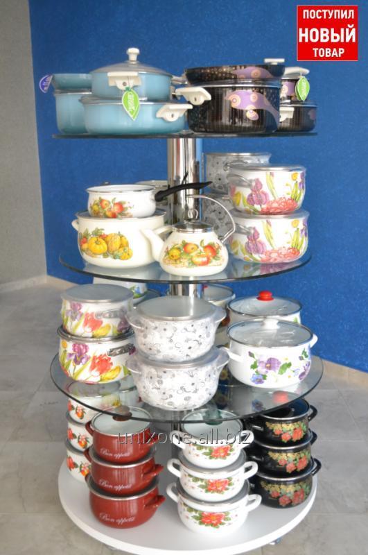 Купить Эмалированная посуда