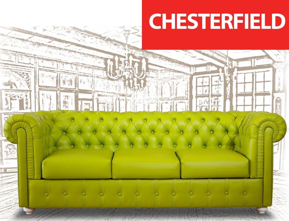 Купить Раскладной диван CHESTERFIELD