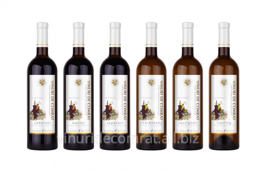 """Купить """"Виноградная долина"""" (вино сухое, красное, белое)"""