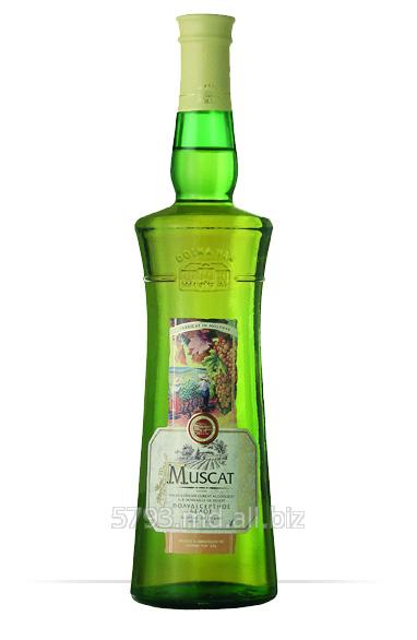 Купить Вино Мускат Молдавский