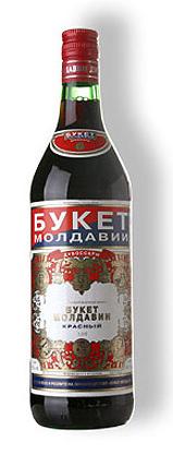 Купить Вино «Букет Молдавии Красный»