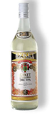 Купить Вино «Букет Молдавии Экстра Белый»