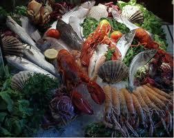 Купить Морские деликатесы
