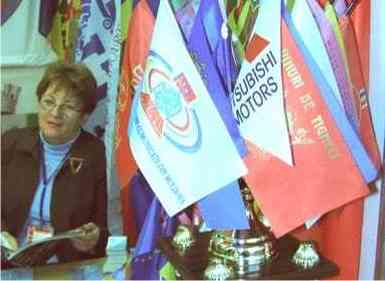 Купить Флаги атласные 2-х сторонние разных стран 0.9 x 1.35 m