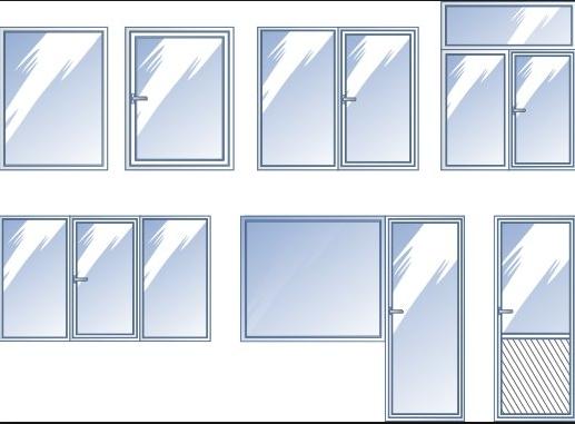 Купить Окна металлопластиковые на заказ